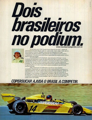 COPERSUCAR - FITTIPALDI