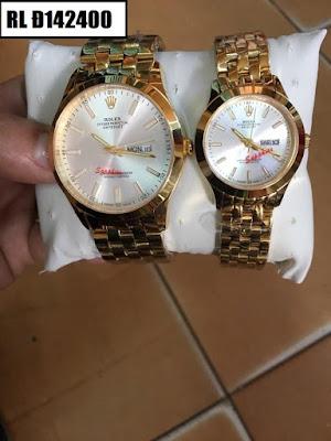 đồng hồ cặp đôi Rolex Đ142400