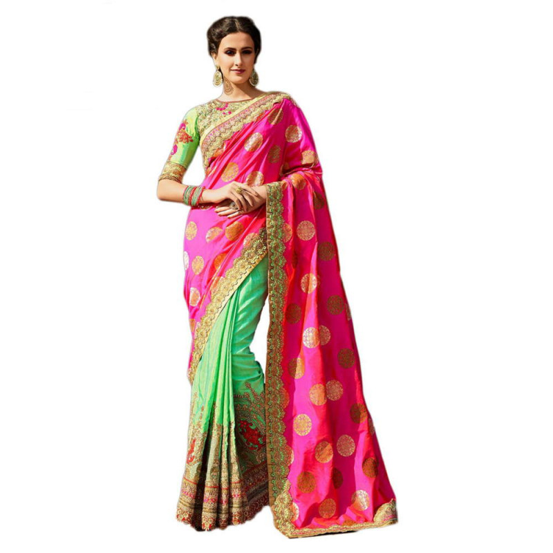 Bhagalpuri Silk Saree - 5 Types of Sarees You Must Own For Summer Styling