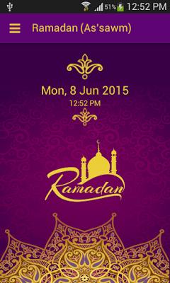 كود سورس تطبيث رمضان 2019