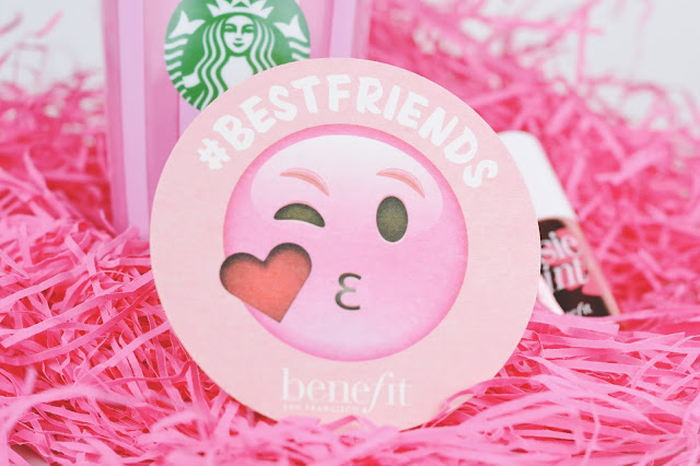 Benefit Cosmetics Coaster