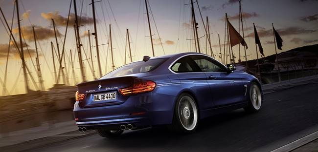2017 ALPINA B4 BiTurbo Pricing in Australia