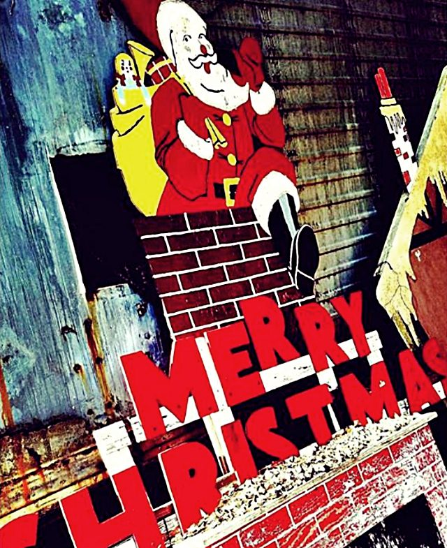 Gambar Keren Tema Desain Christmas Pada Natal Tahun 2017-2018