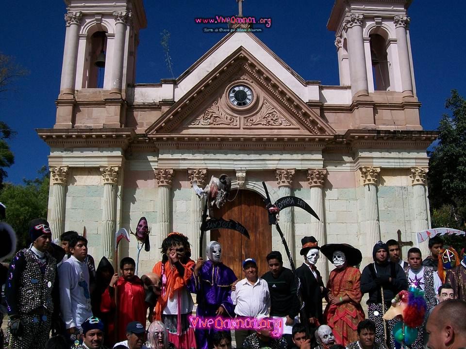 Muerteada 2011 de San Agustín Etla (Día de Muertos en ...
