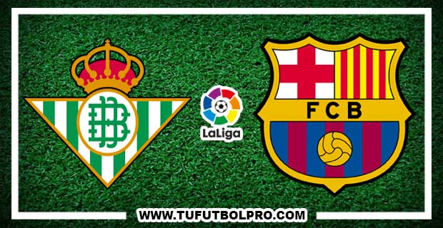 Ver Betis vs Barcelona EN VIVO Por Internet Hoy 21 de Enero de 2018