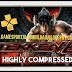 Download Tekken 6 PSP PPSSPP ISO 250MB Highly Compressed For Android