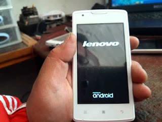 STOCK ROM FOR LENOVO A1000LF والبرنامج المستخدم فى العمليه