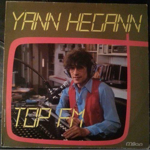Yann Hegann - Top FM