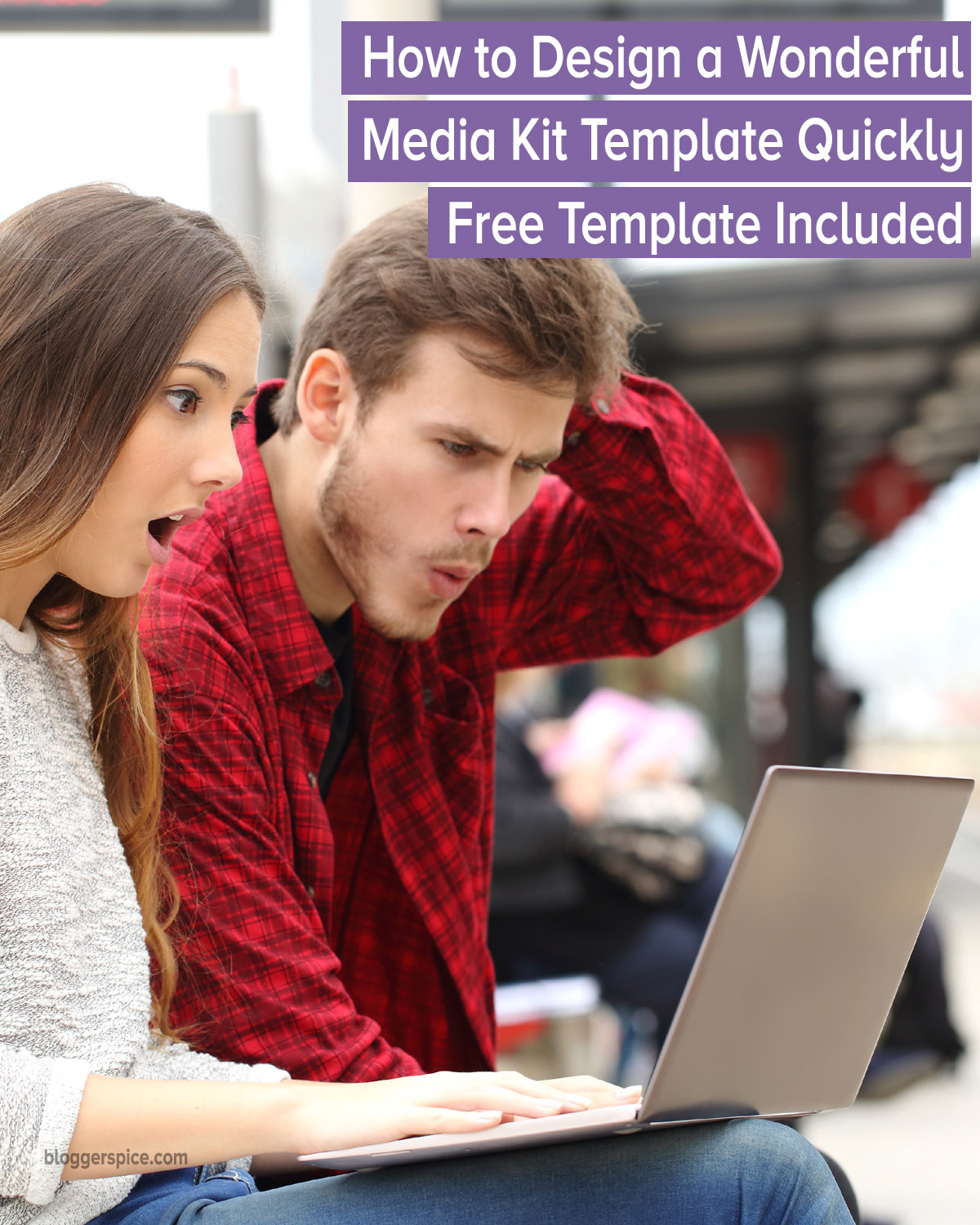 How to Design a Wonderful Media Kit Quickly + Free Template