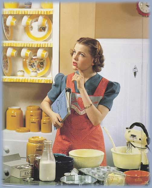 Risultati immagini per perfetta donna di casa