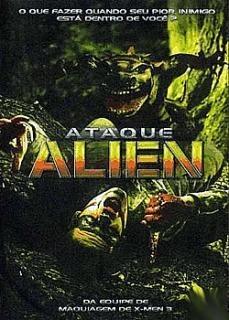 Ataque Alien Dublado Online