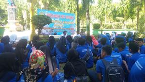 Deklarasi Anti Narkoba di Taman Adipura Sumenep