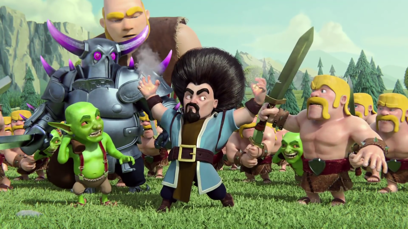 Clashwnanaboy Wallpapers 3 Clash Of Clans Wallpapers 1920 X