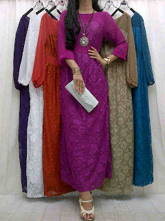 Maxi Broklat Kombinasi Sifon fit to L