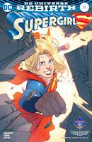 DC Renascimento: Supergirl #11