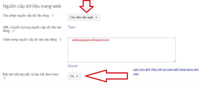 cách tối ưu blogspot chuẩn seo