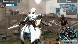 Assassins creed bloodlines for psp cso.