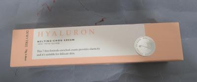 Crema Hyaluron Melting-Chou Crem (opinión)