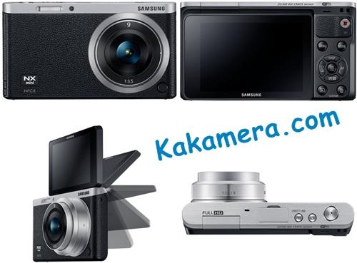 Harga Kamera Samsung NX Mini