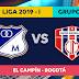 Millonarios vs Unión Magdalena EN VIVO Por la segunda fecha de los cuadrangulares de la Liga Aguila 2019-I.