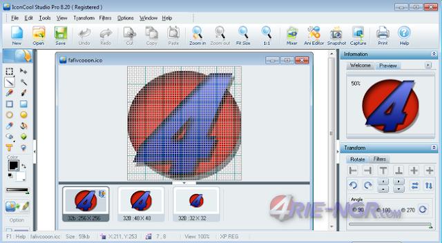 IconCool Studio Pro 8.20 Build 140222 Terbaru Full