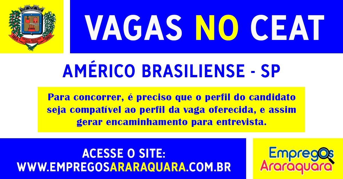 CEAT AMÉRICO BRASILIENSE