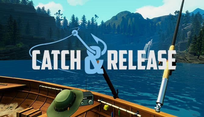 CATCH AND RELEASE VR-DARKSIDERS