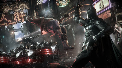 Batman Arkham Knight Game Download Highly Compressed