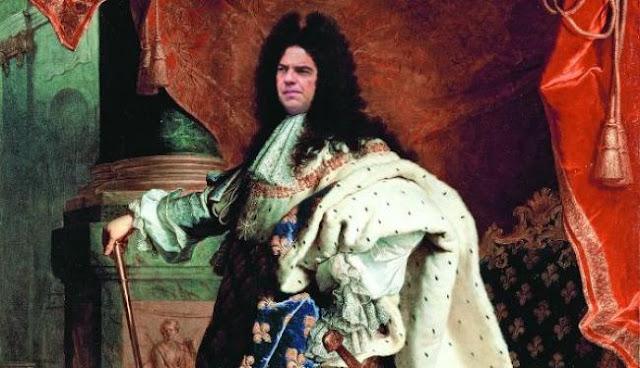 Λουδοβίκος των υπογείων