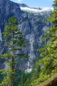 gambar air terjun tertinggi di dunia James Bruce Falls_canada