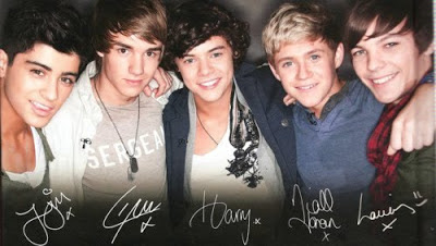 Profil dan Sejarah Boyband One Direction