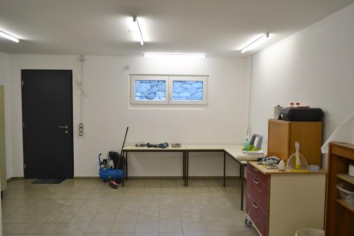 einmal eigenheim bitte garagen kellerupdate und es geht weiter mit den au enanlagen. Black Bedroom Furniture Sets. Home Design Ideas