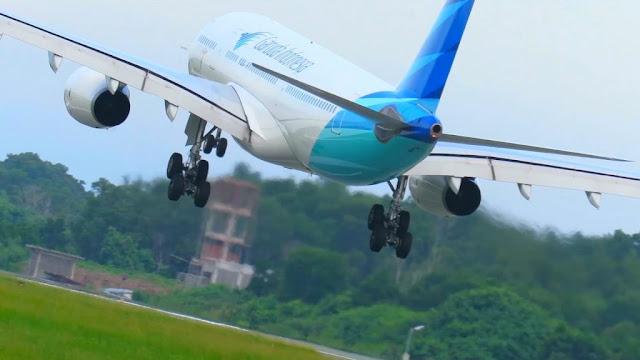 Terbang ke Medan bersama JD.ID