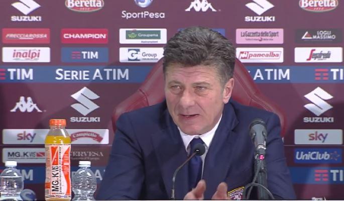 Mazzarri parla in conferenza stampa pre Napoli Torino