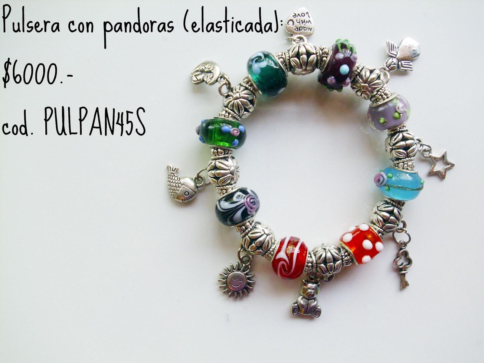 407cc6c1559f Pulseras Pandora Catalogo Peru