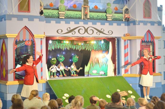 Butlins Bognor Regis, Butlins puppet show