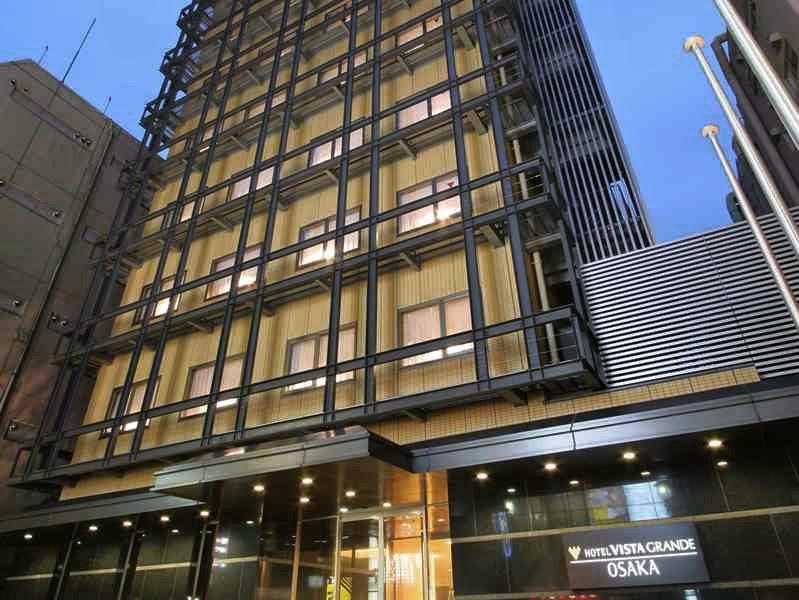 大阪-道頓掘-酒店推介「威斯特華麗飯店 Hotel Vista Grande Osaka」