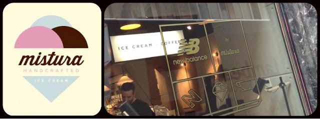 New Balance by Mistura (IceCream & Coffee)