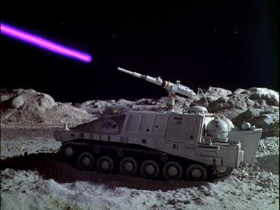 Laser tank 3