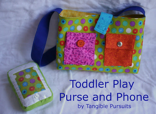 Toddler Play Purse