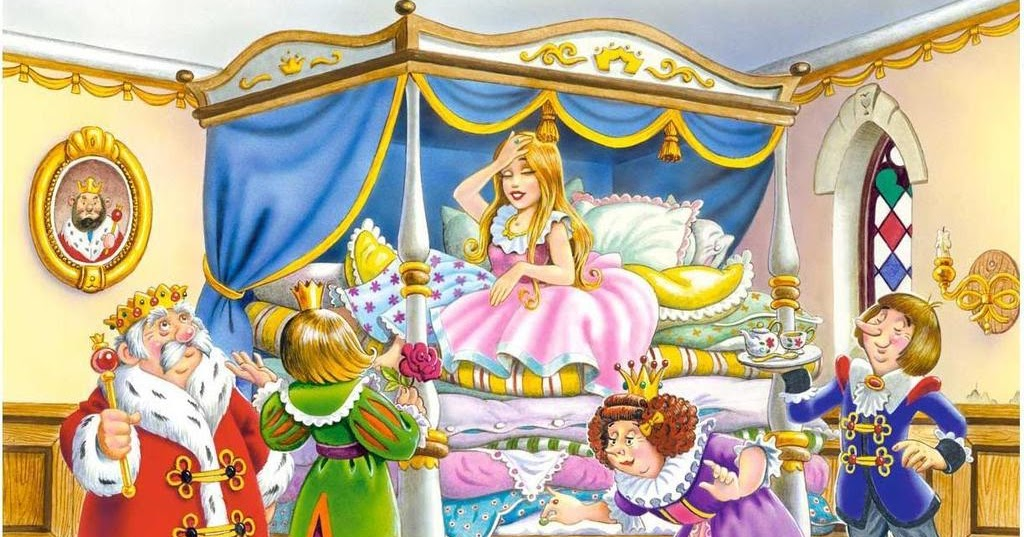 Принцесса на горошине картинки на прозрачном фоне