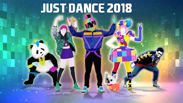 Vuelve el baile con Just Dance 2018