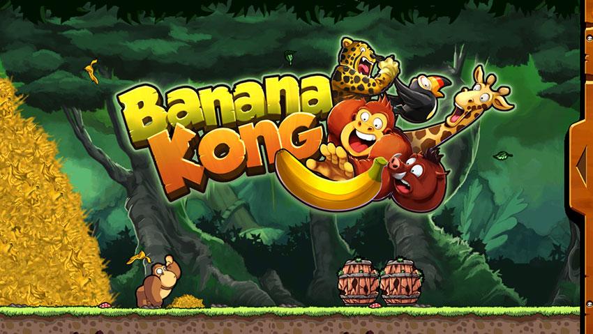 Banana Kong Gamaga Games