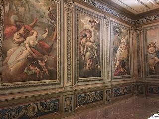 Sala del Vigatà del Museu Pau Casals del Vendrell