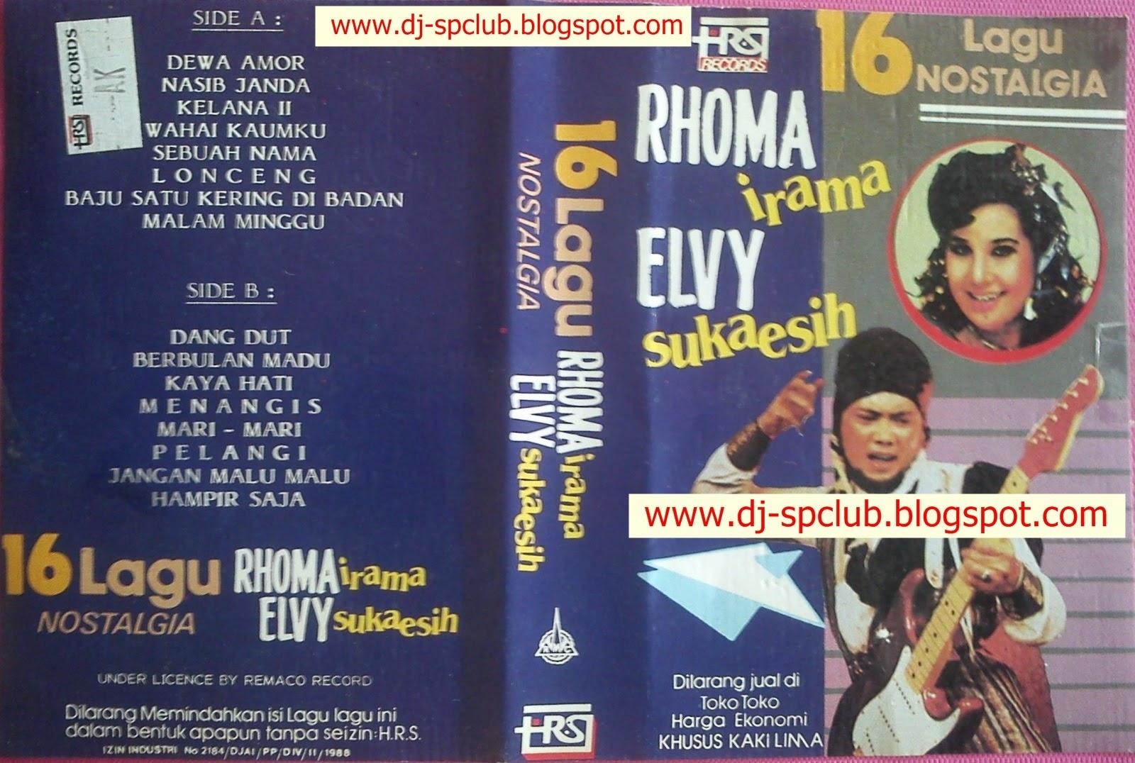 Download 16 Lagu Nostalgia Rhoma Irama Dan Elvy Sukaesih | Dangdut ...