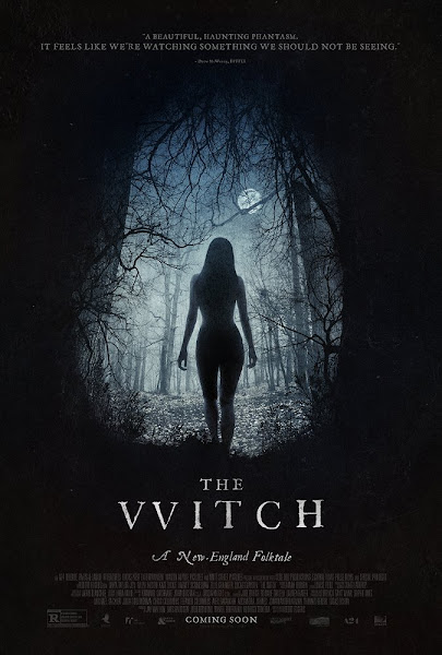 Poster Of The Witch 2015 720p Hindi BRRip Dual Audio Full Movie Download