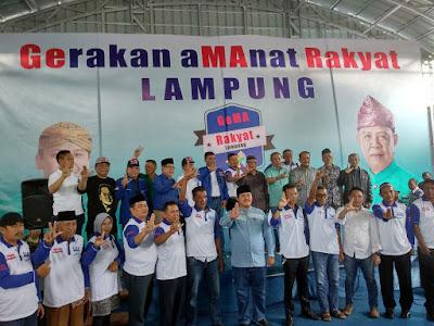 Gema Rakyat Lampung Mulai Bergerak