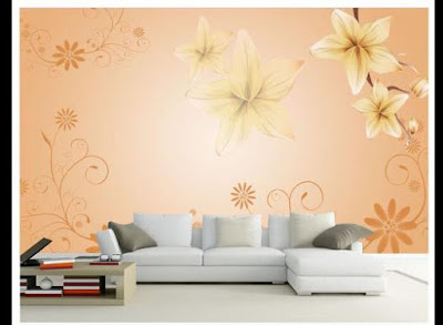 3D wallpaper for walls of living room interior designs 3D murals images (13)