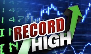 TRUMP RALLY: Stock Market Sets Seven New All-Time Records in June--Media Silent