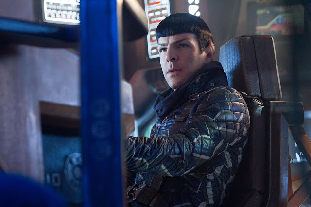 Star Trek Into Darkness - Spock-001 | A Constantly Racing Mind